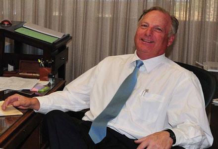 Attorney Bob St. Clair