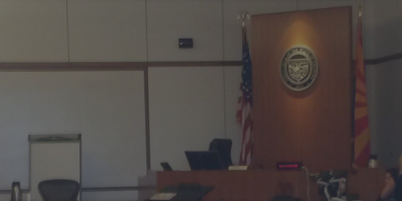 Tucson Courtroom